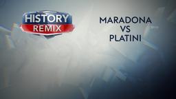 Maradona vs Platini