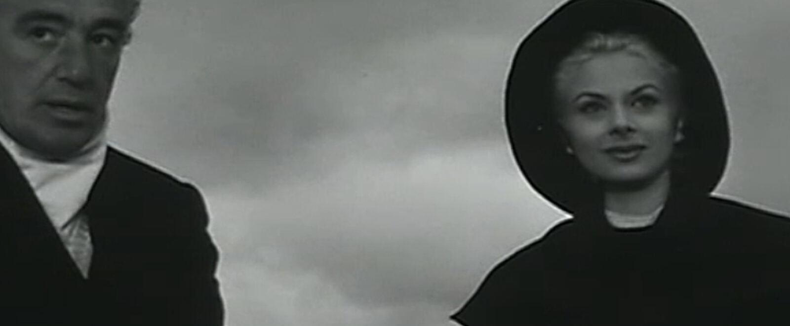 La donna che venne dal mare