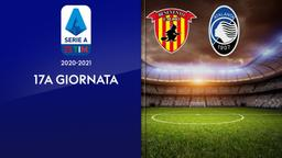 Benevento - Atalanta. 17a g.
