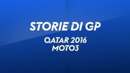 Qatar, Losail 2016. Moto3