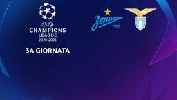 Zenit St. Pietroburgo - Lazio. 3a g.