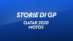 GP Qatar 2020. Moto3