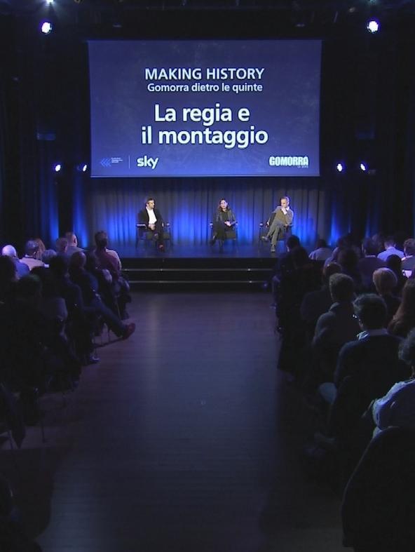 Making History: Gomorra dietro le quinte