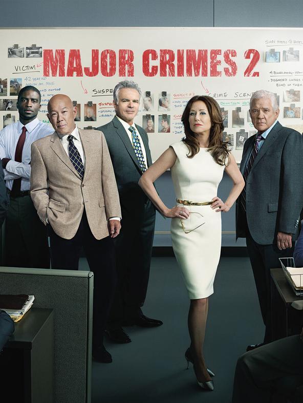 S2 Ep10 - Major Crimes