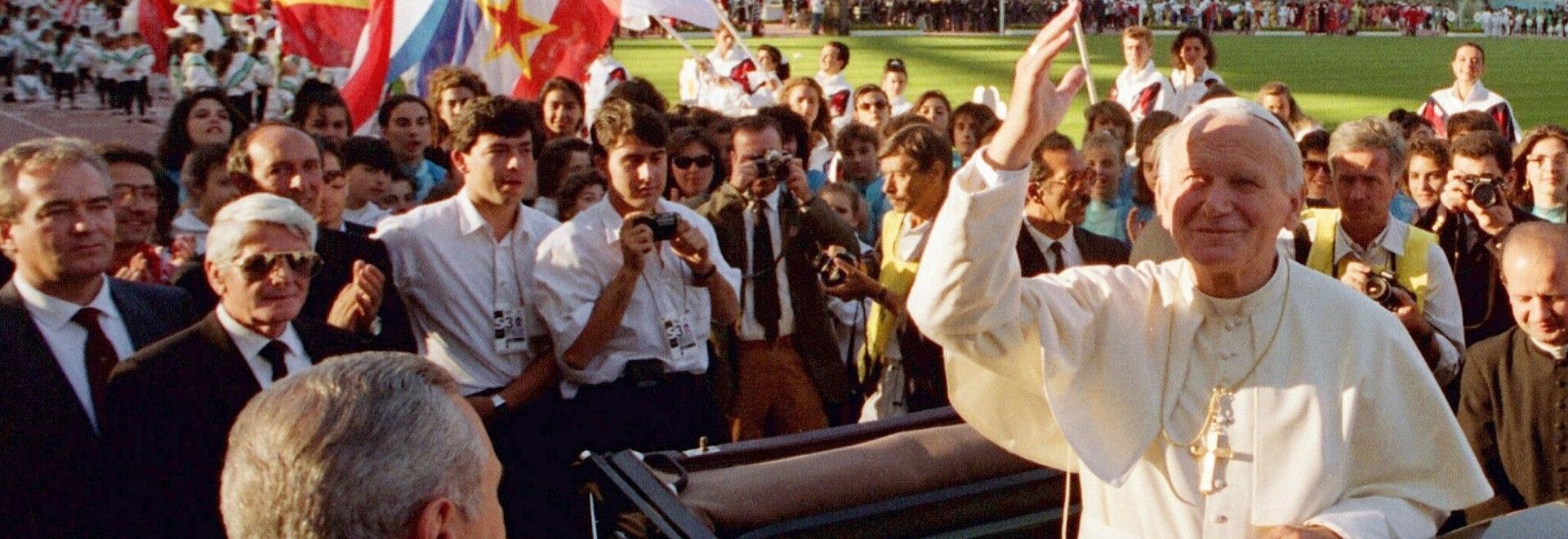 Giovanni Paolo II - Il Papa Beato e sportivo