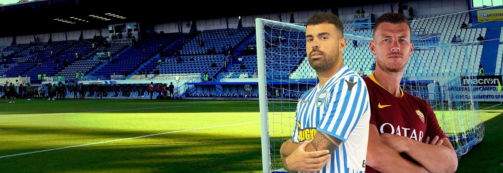 Spal - Roma. 28a g.
