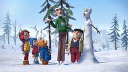 Paddington scopre la neve/Paddington e il metal detector