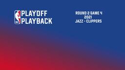 2021: Jazz - Clippers