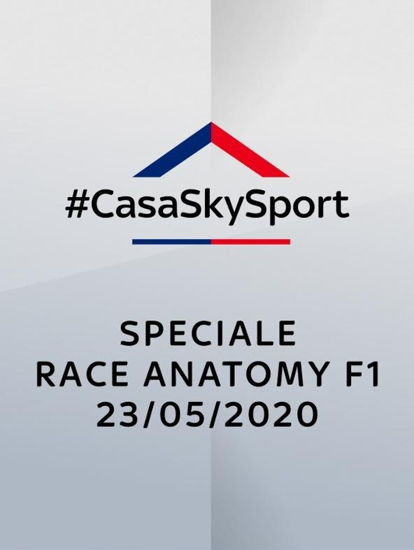 Speciale Race Anatomy F1 23/05/2020