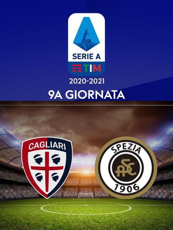 Cagliari - Spezia    (diretta)