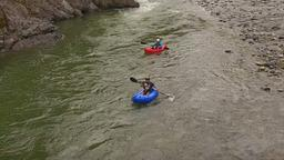 Rafting a East Cape