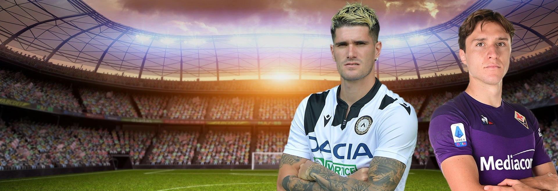 Udinese - Fiorentina. 26a g.