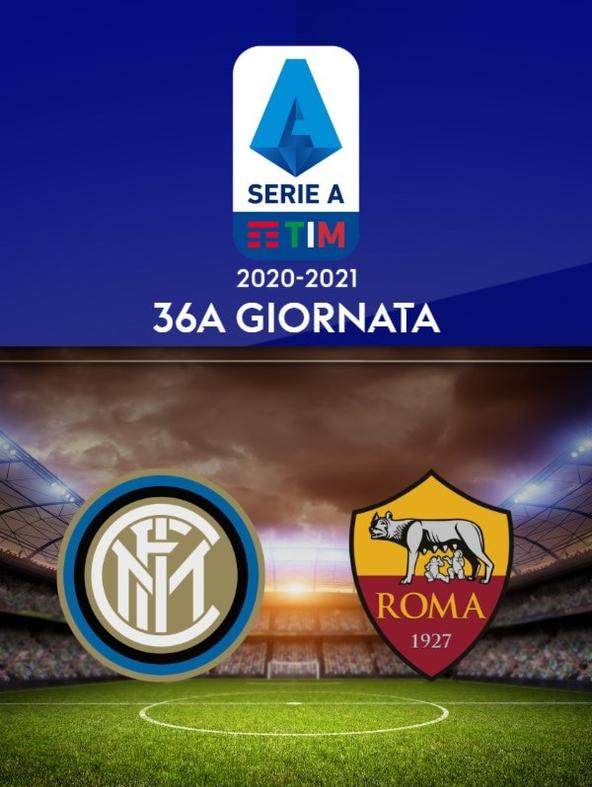 Inter - Roma. 36a g.
