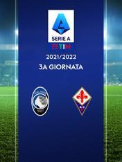Atalanta - Fiorentina