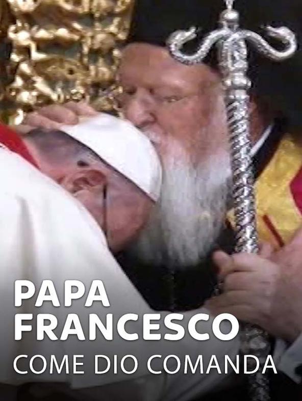 Papa Francesco: Come Dio comanda