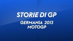 Germania, Sachsenring 2013. MotoGP