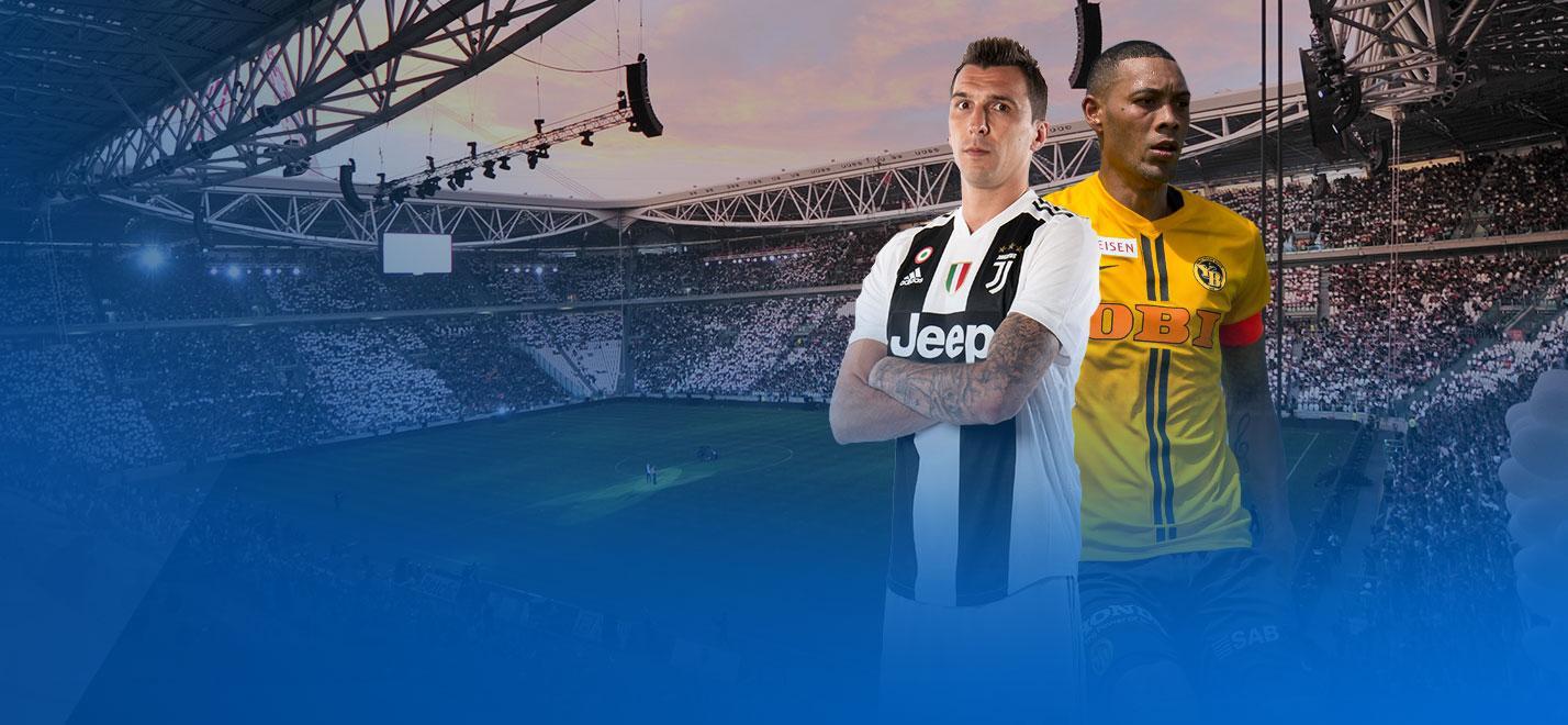 Juventus - Young Boys. 2a g.
