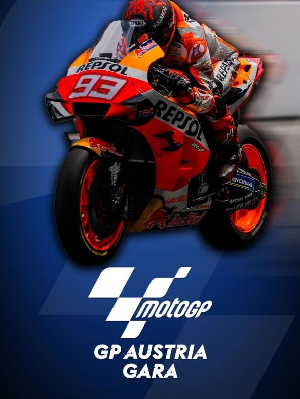 MotoGP Gara: GP Austria    (diretta)