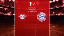 Lipsia - Bayern Monaco