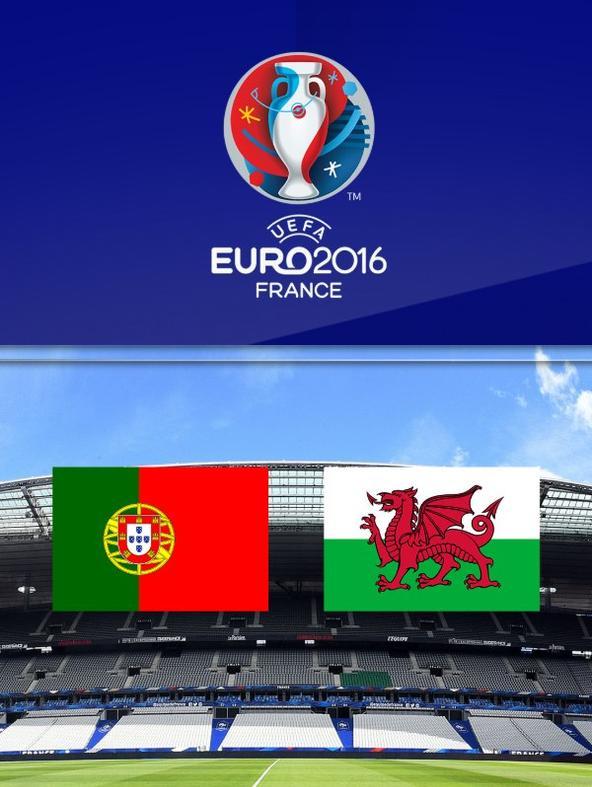 Portogallo - Galles. 1a Semifinale