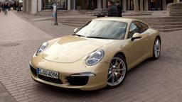 Supercars: Porsche 911