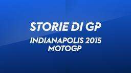 Indianapolis 2015. MotoGP