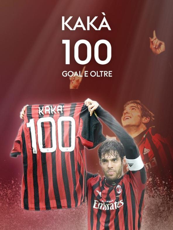 Kakà: 100 gol e oltre