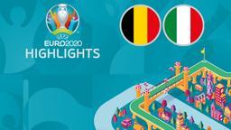 Belgio - Italia. Quarti