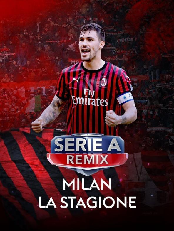 Serie A Remix Milan la stagione