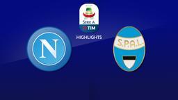 Napoli - Spal