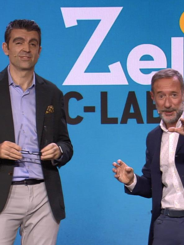 Comedy Central presenta: Zelig... - 1^TV