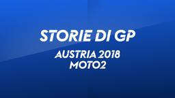 Austria, Spielberg 2018. Moto2