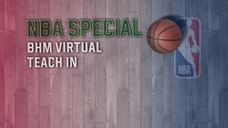 BHM Virtual Teach In