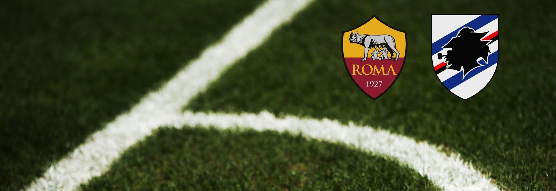 Roma - Sampdoria. 15a g.