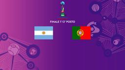 Argentina - Portogallo