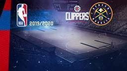 LA Clippers - Denver. West Conf Semis Gara 5