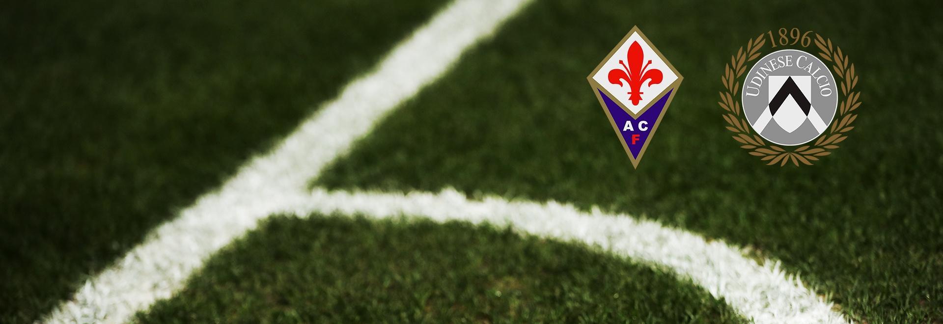 Fiorentina - Udinese. 7a g.