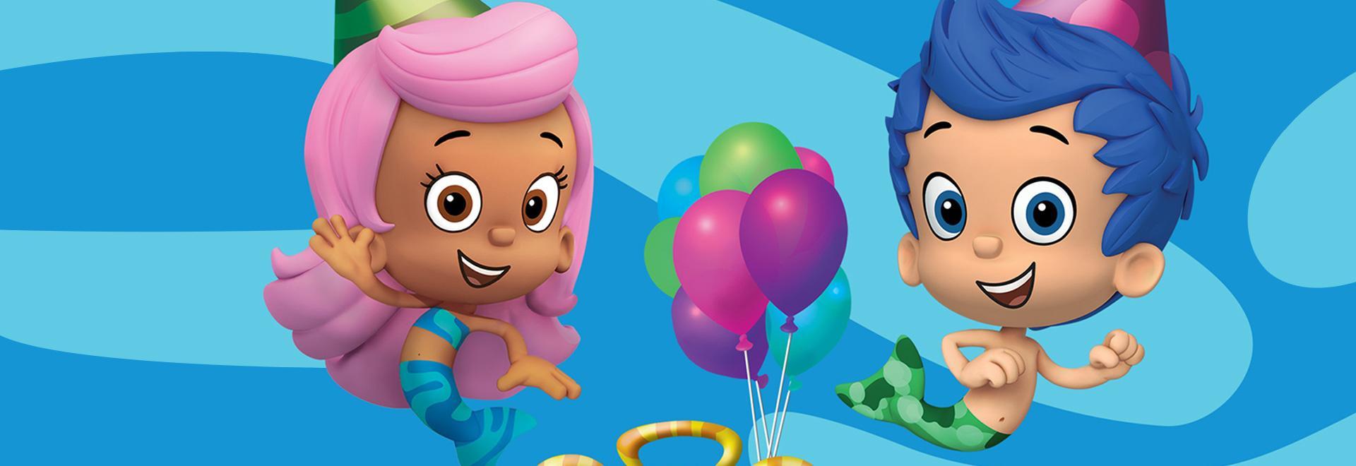 Bubble Puppy nel fantastico mondo delle fiabe. 1a parte