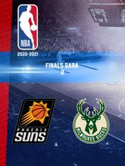 S2020 Ep341 - NBA: Phoenix - Milwaukee