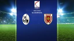 Siena - Reggiana. 5a g
