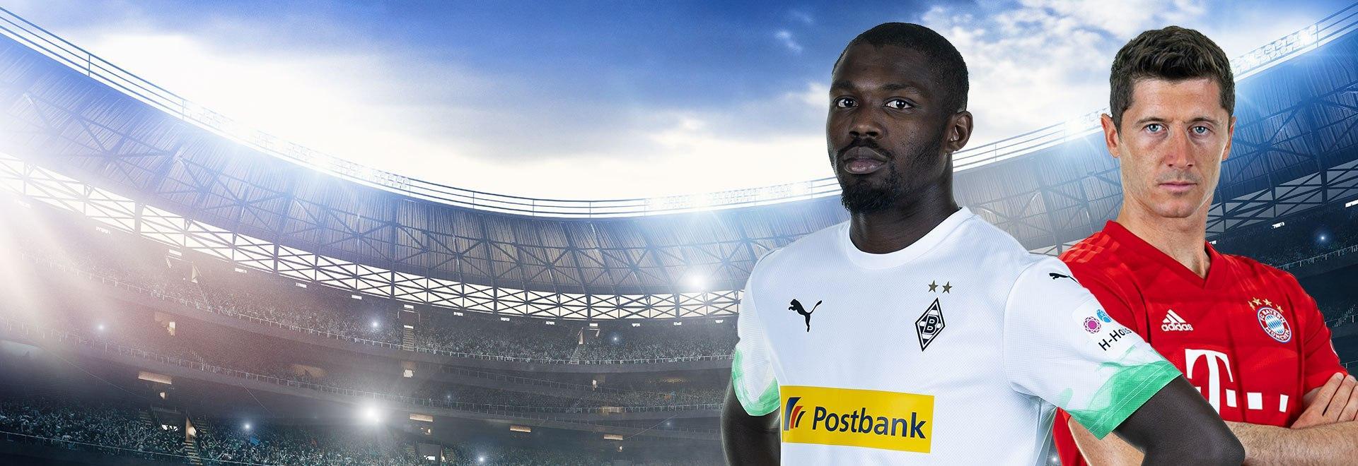 Borussia M. - Bayern M.. 14a g.