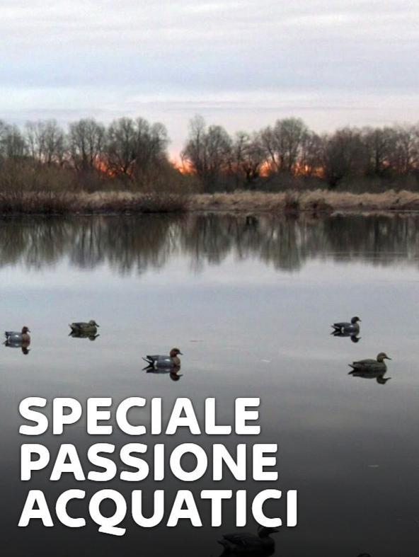Speciale Passione acquatici