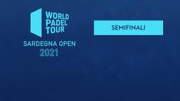 Sardegna Open: Semifinali