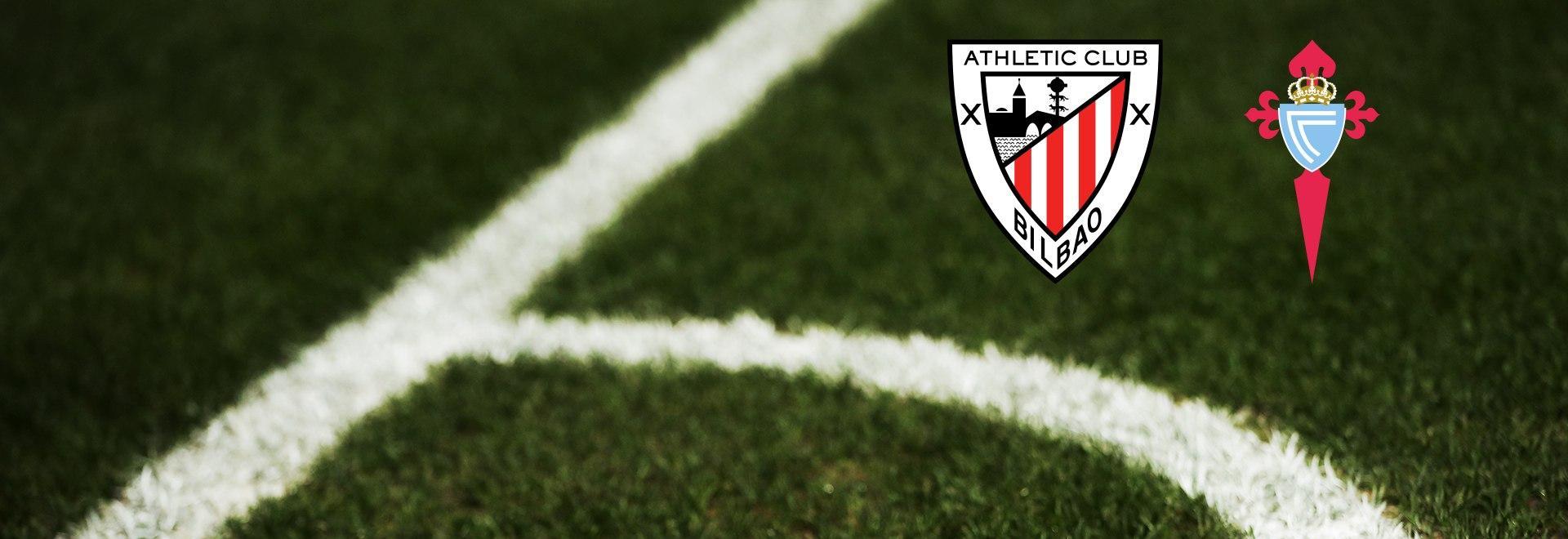 Athletic B. - Celta Vigo. 20a g.