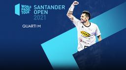 Santander Open: Quarti M
