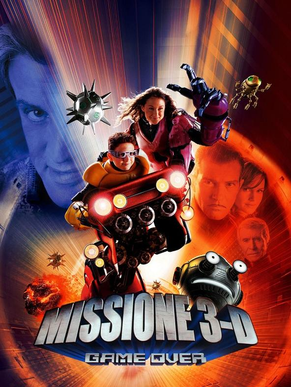 Missione 3-D - Game Over