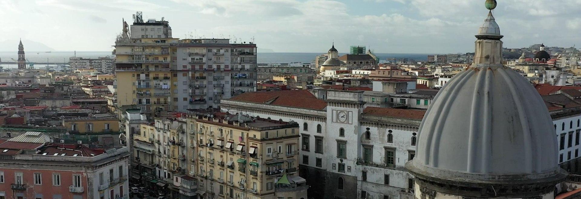 Le anime di Napoli e il Cristo velato