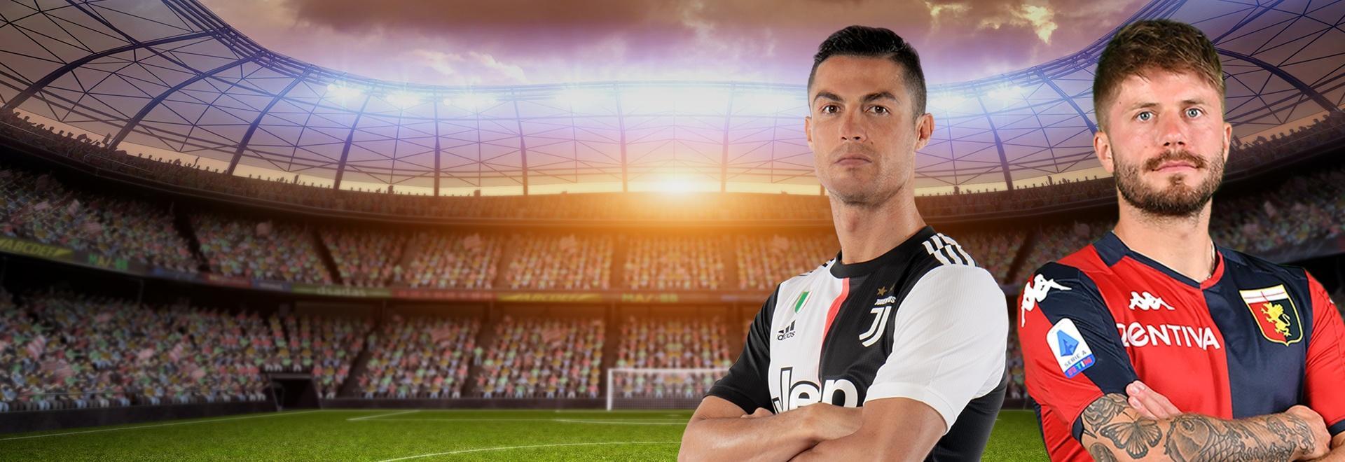 Juventus - Genoa. 10a g.
