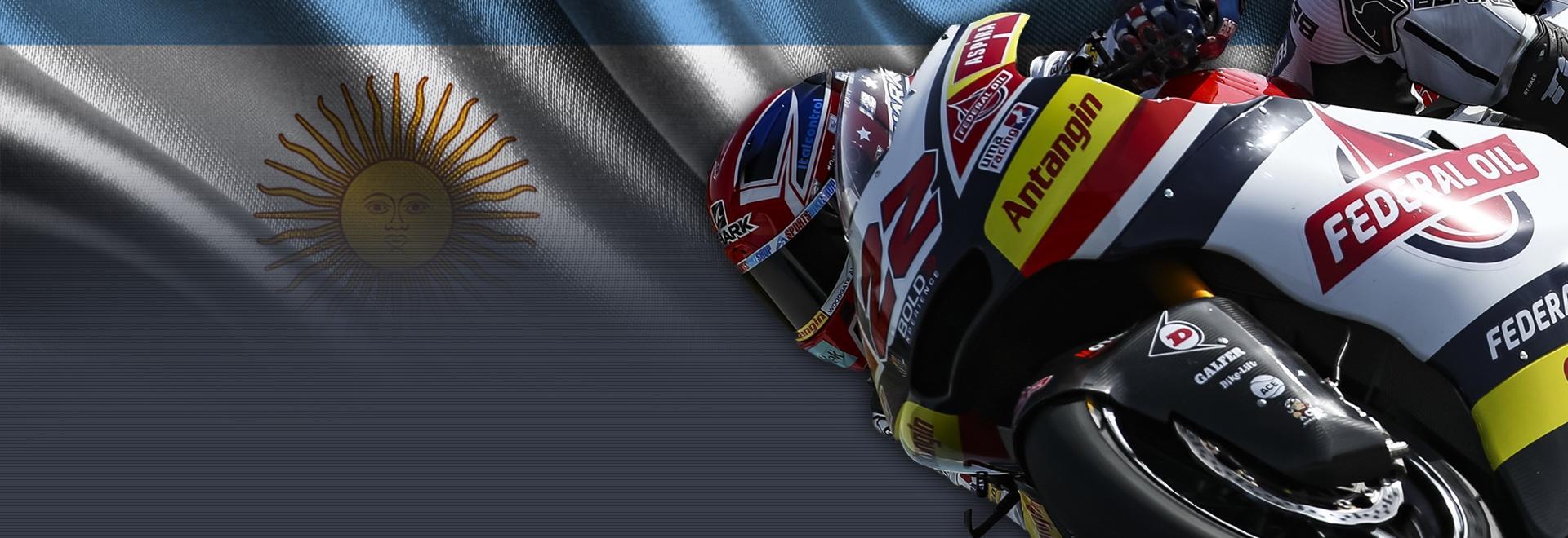 GP Argentina. Gara