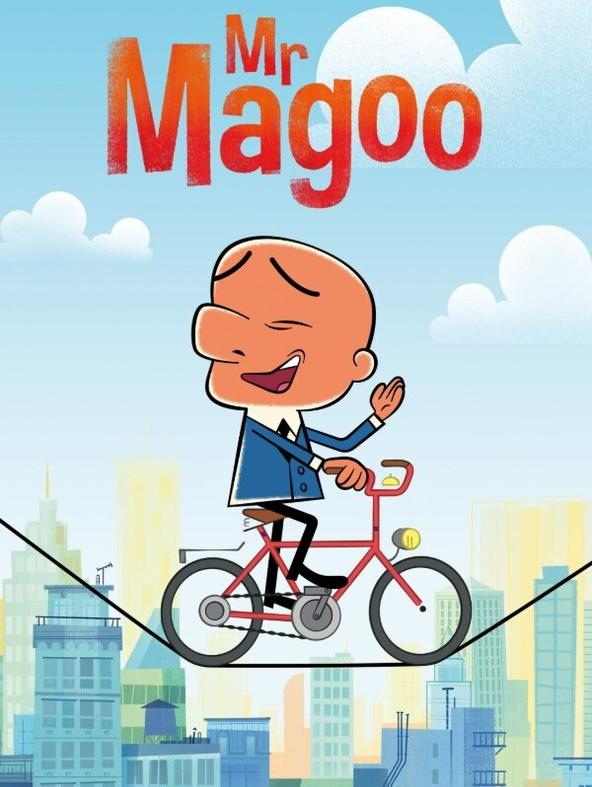 Mr. Magoo - 1^TV